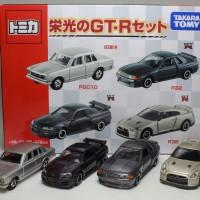 harga Tomica Gift Set Nissan GT-R PGC10 R32 R34 R35 Giftset Tomica Tokopedia.com