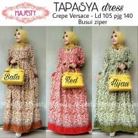 DRESS BATIK : TAPASYA DRESS BY MAJESTY