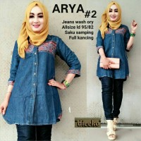 BLOUSE JEANS : ARYA BLOUSE BY DIEEKO