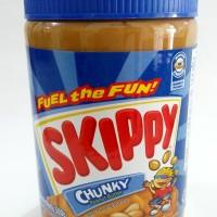 Jual Skippy Chunky Peanut Selai Kacang Butiran (500 gram) - BPOM Murah