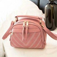 UT1444 tas import / tas korea / sling bag