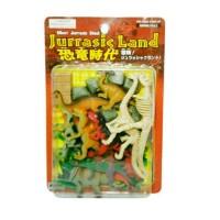 harga Jurrasic Land Set Mainan Figure Dinosaurus [9 pcs] Tokopedia.com