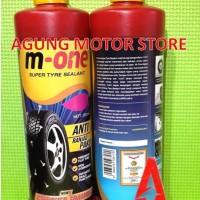 harga Cairan Anti Bocor Ban / Super Tyre Sealant M1 ( 500 Ml ) Tokopedia.com
