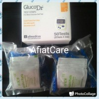 harga Strip Test Guladarah, GlucoDr Tokopedia.com
