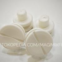 Round Feet for Magimix Food Processor - ORIGINAL
