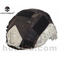 Emerson FAST Helmet Cover - Multicam Black