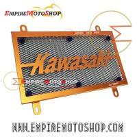 Tutup Radiator APIDO Kawasaki Z250 / Ninja 250 Fi Orange