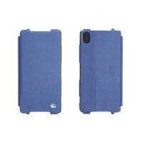 SALE!!! KRUSELL Malmo Flip Cover for Sony Xperia Z2 Original - Blue
