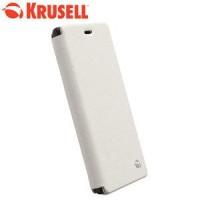 KRUSELL Malmo Flip Cover for Sony Xperia M2 - M2 Dual Original - White