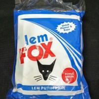 LEM FOX BUNGKUS / LEM PUTIH BUNGKUS / LEM KAYU 600 GRAM