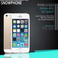 APPLE IPHONE 5S 32GB FU GOLD ORIGINAL GARANSI DISTRIBUTOR