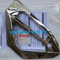 Garnish Radiator - Aksesoris Vario 125/150
