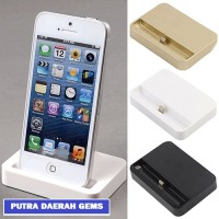 iPhone 5 / 6 / 6 Plus / 7 / 7 Plus Stand Charger & Data Sync