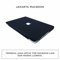 Jual Case Macbook Pro Retina 13 Inch Black Matte Murah