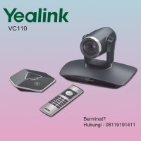 Yealink VC110 (Video Conference End Point)