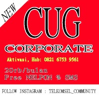 CUG CORPORATE 20K TELKOMSEL PENGGANTI NELPON&SMS 10K