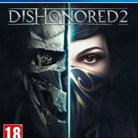 Dishonored 2 PS4 Games Digital Download PEGI 18