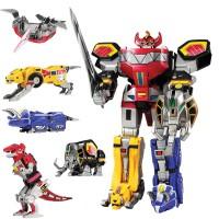 harga DX Legacy Megazord Power Rangers, New Open Check & Last One Tokopedia.com