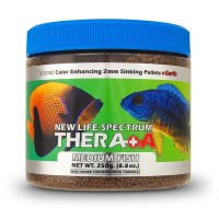 New Life Spectrum ( NLS ) Thera a+ Medium Fish 2mm 250 Gram