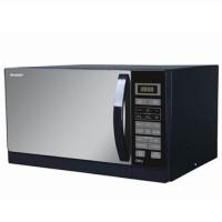 Sharp Microwave 25L Grill 1000W R728-KIN