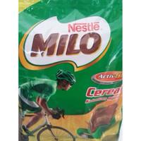 ampun murah milo cereal 3 in 1 malaysia chocolate malt dan cereal 350g