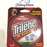 Berkley TRILENE XL Smooth Casting Green 300yd (XLFS10-22) - 10Lb/4.5kg