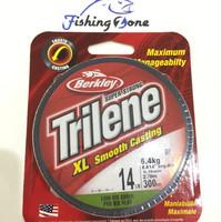 Berkley TRILENE XL Smooth Casting Green 300yd (XLFS14-22) - 14Lb/6.4kg
