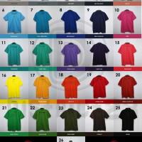 Jual Polo Shirt / Polo Shirt Polos / Kaos Polo Polos Murah