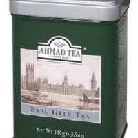 Ahmad Tea London Earl Grey Tea 100 g // Teh Herbal Sehat Berkualitas