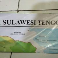 Peta Lipat Provinsi Sulawesi Tenggara