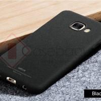 Msvii Quicksand Hard Case Back Cover - Samsung Galaxy C7 C7000
