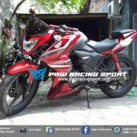 Modifikasi Street Fire Honda untuk Verza 150R