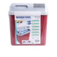 cooler box/ mobicool pendingin dan penghangat 24 lt