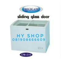 harga FRIGIGATE FREEZER SLIDING GLASS DOOR CRF-210/ KULKAS PEMBEKU MURAH Tokopedia.com