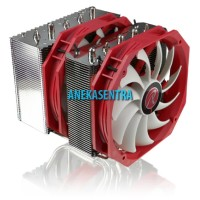 Raijintek Tisis - Top High-End CPU Cooler With Dual 14c (ENT)