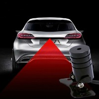 Lampu Mobil Fog - Car Universal Rear Laser Fog Light Tailight Murah