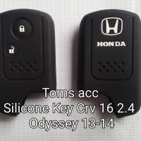 Silicone Key/Kondom/Sarung Kunci Mobil Honda CRV 16 2.4/Odyssey 13-14