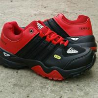 gratis ongkir sepatu pria adidas terrex trail run outdoor waterproof
