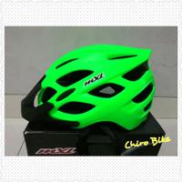 helm sepeda MXL SV27 hijau