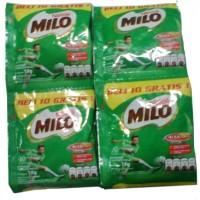 Susu Milo Cokelat