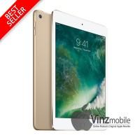 iPad Mini 4 Cellular + Wifi 32GB Gold Garansi Apple 1 Tahun