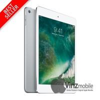 iPad Mini 4 Cellular + Wifi 32GB Silver Garansi Apple 1 Tahun
