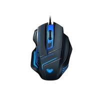 AULA Ghost Shark SI-989 Wired Gaming Mouse