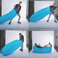 Sofa Malas / Kasur Angin / Sofa Angin / Inflatable Lazy Air Bag
