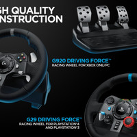 9b894474ae3 Logitech G29 Driving Force Racing Wheel Original Garans Diskon