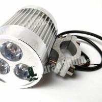 Lampu LED CREE 9 Watt - 3 Mata / Titik [Murah + Berkua Murah