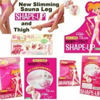 Jual Shape Up Waist and Leg Slimming Wrap (Plastik Sauna) PAHA Murah