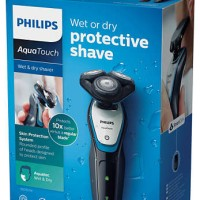 Jual Philips Shaver s5070 Aqua Touch Wet Dry Shaver Alat Cukur Original Murah