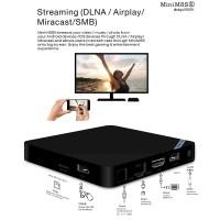 Beelink Mini M8S II 4K Smart TV Box Amlogic S905X 2GB/16GB + Kodi