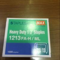 Isi Staples Max 1213 Heavy Duty Atk Murah
